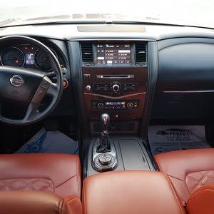 Nissan patrol model 2016