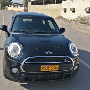 Black MINI Cooper 2015 for sale