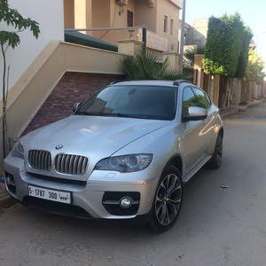 BMW X6 موديل 2012 محرك 50 توربو