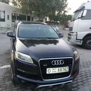 Audi Q7 in Dubai