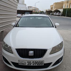 SEAT Exeo car is available for sale, the car is in Used condition