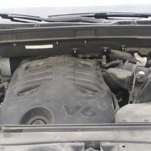 1 - 9,999 km Hyundai Veracruz 2011 for sale