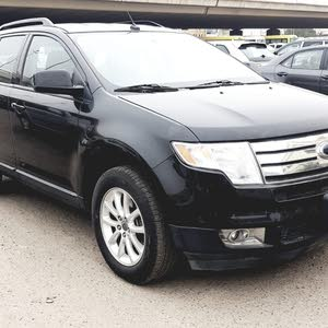 Black Ford Edge 2010 for sale