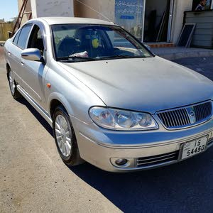 Nissan Sunny made in 2004 for sale
