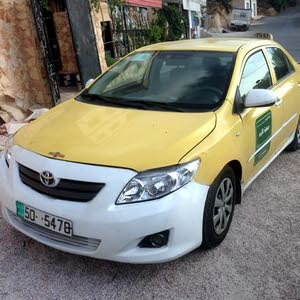 Manual Toyota 2008 for sale - Used - Amman city