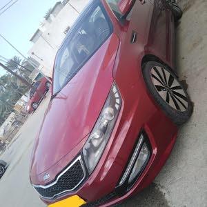 1 - 9,999 km Kia Optima 2012 for sale