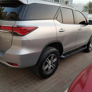 Toyota Fortuner car for sale 2018 in Muscat city