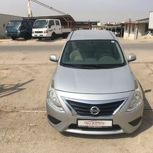 km Nissan Sunny 2015 for sale