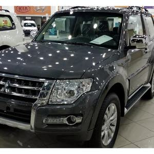 0 km mileage Mitsubishi Pajero for sale