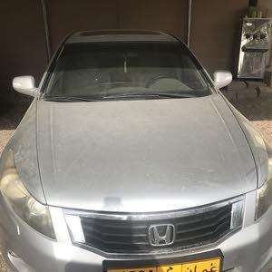 Silver Honda Accord 2009 for sale