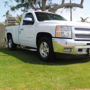 For sale 2012 White Silverado