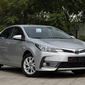 New 2017 Toyota Corolla for sale at best price