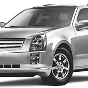 130,000 - 139,999 km mileage Cadillac SRX for sale