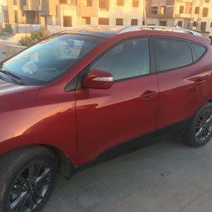 Red Hyundai Tucson 2015 for sale