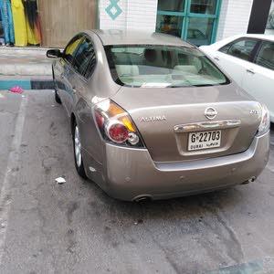 نيسان ألتيما 2008 للبيع  من المالك ماشيه 192000km السعر المطلوب 7800