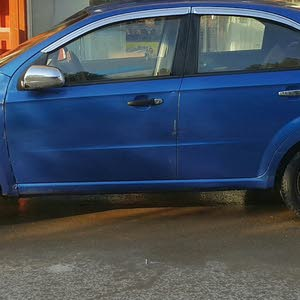 120,000 - 129,999 km Chevrolet Aveo 2008 for sale