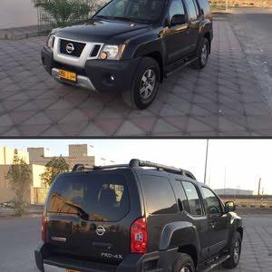 km mileage Nissan Xterra for sale