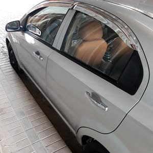 Silver Chevrolet Aveo 2015 for sale
