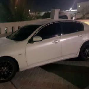 Infiniti G35 in Al Ain