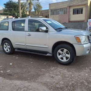 Used condition Nissan Armada 2005 with  km mileage