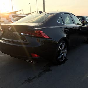 Available for sale!  km mileage Lexus IS 2017