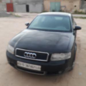 Audi A4 2004 For sale - Black color
