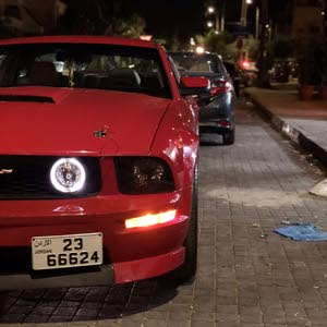 Used Ford Mustang for sale in Irbid