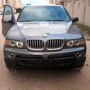BMW X5 2005 For sale - Brown color