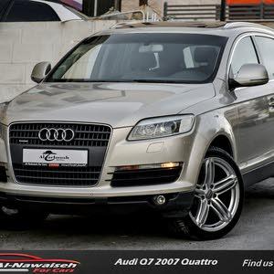 Audi Q7 2008Quattro