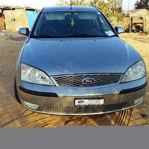 Mondeo 2003 - Used Manual transmission