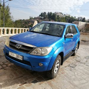 Toyota Fortuner 2006 - Automatic