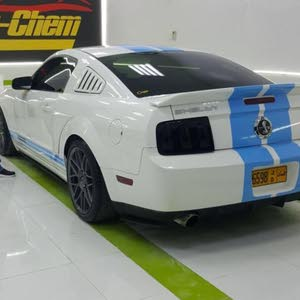 Gasoline Fuel/Power   Ford Mustang 2006