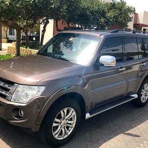Mitsubishi Pajero car for sale 2014 in Muscat city