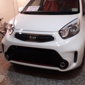 Gasoline Fuel/Power   Kia Picanto 2017