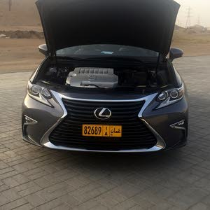 Gasoline Fuel/Power   Lexus LX 2016