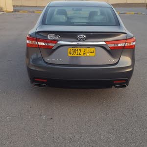 For sale 2013 Grey Avalon