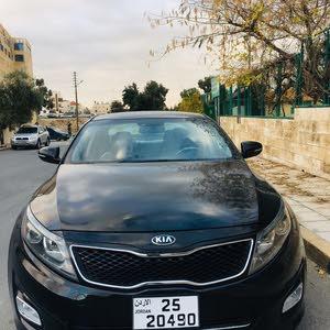 Automatic Black Kia 2016 for sale