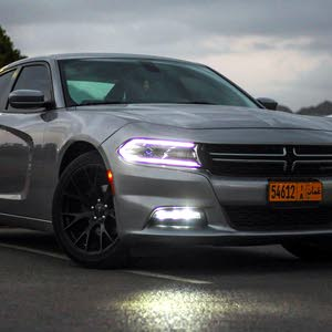 Silver Dodge Charger 2015 for sale