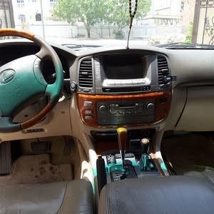+200,000 km Lexus LX 2004 for sale