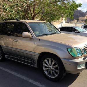 Gasoline Fuel/Power   Lexus LX 2007