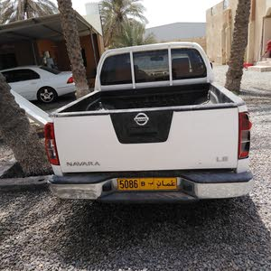 Nissan Navara 2008 For sale - White color
