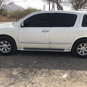Infiniti QX56 car for sale 2006 in Buraimi city