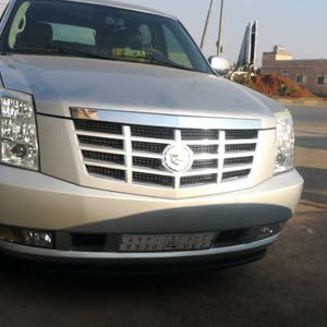 Automatic Cadillac 2011 for sale - Used - Amman city