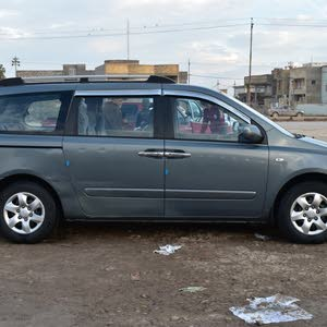 Gasoline Fuel/Power   Kia Carnival 2008