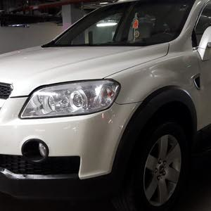 Chevrolet Captiva 2009 For sale - White color