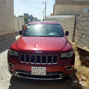 Jeep Cherokee 2014 For sale - Maroon color