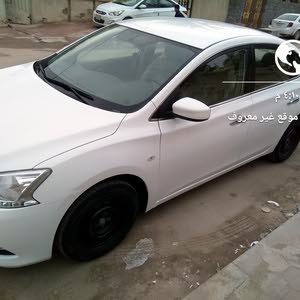 White Nissan Sentra 2016 for sale