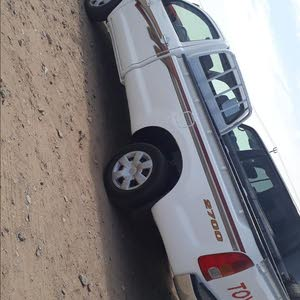 Available for sale! 1 - 9,999 km mileage Toyota Hilux 2007