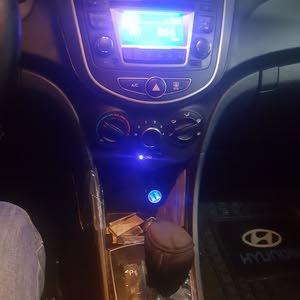 Hyundai Accent 2017 - Mansoura