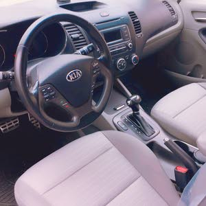 Automatic Kia 2014 for sale - Used - Baghdad city